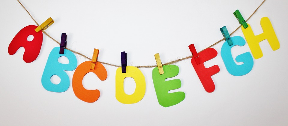 Abc Education Alphabet Read Learn Letters